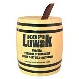 OTTEN COFFEE Kopi Bubuk Luwak Arabica 50gr Barrel - Kopi Bubuk & Kemasan