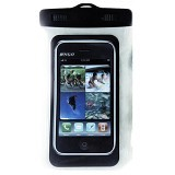 BINGO Waterproof Bag [WP06-129] - White - Plastik Handphone / Waterproof