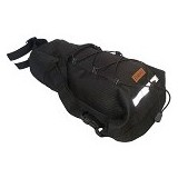 EIBAG Tas Sadel Sepeda [1512] - Black - Travel Shoulder Bag