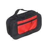 EIBAG Toiletry Bag Kode [1503] - Merah - Travel Bag
