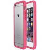 RHINO SHIELD Crash Guard for Apple iPhone 6 Plus Bumper Only [AA0102905] - Pink - Casing Handphone / Case