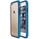 RHINO SHIELD Crash Guard for Apple iPhone 6 Plus Bumper Only [AA0102907] - Blue - Casing Handphone / Case