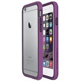 RHINO SHIELD Crash Guard for Apple iPhone 6 Bumper Only [AA0102808] - Purple - Casing Handphone / Case