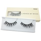 LASHES BY MOZA Medium - Bulu Mata Palsu