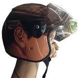 ROTAMART Helm Motor 2 Dimensi - Blangkon