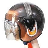 ROTAMART Helm Motor 2 Dimensi - Cencen Headset