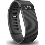 FITBIT Charge Wireless Activity Wristband - Slate - Activity Trackers