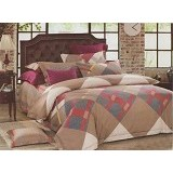 ASHLYN & CO Bedsheet King Neil [SAK32NEIL] - Seprai & Handuk