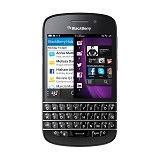 BLACKBERRY Q10 - Black (Merchant) - Smart Phone Blackberry