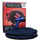 MAGIC HOSE Expanding Elastic Water Hose - Dark Blue - Penyiram Tanaman