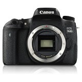 CANON EOS 760D Body Only - Camera SLR