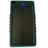 SOLAR GUARD Portable Charger 8000mAh - Blue - Portable Charger / Power Bank