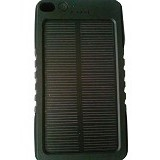 SOLAR GUARD Portable Charger 8000mAh - Black - Portable Charger / Power Bank