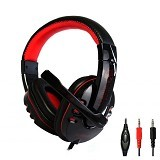 KINBAS High Quality HiFi Gaming Headset with Microphone [VP-X9] (Merchant) - Gaming Headset