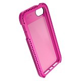 LUNATIK Seismik Suspension Frame Softcase for Apple iPod Touch 5th - Pink - Casing Mp3 Player / Case
