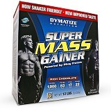 DYMATIZE NUTRITION Super Mass Gainer 12lb