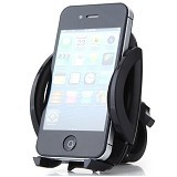 JKT ACC GADGET Easy One Touch Round Bike Mount for Smartphone - Gadget Mounting / Bracket
