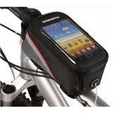 ROSWHEEL Bike Waterproof Bag for 5.5 inch Smartphone - Gadget Mounting / Bracket