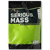 OPTIMUM NUTRITION Serious Mass 12lb - Chocolate - Suplement Peningkat Metabolisme Tubuh