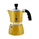 BIALETTI Fiammetta Gold 3 Cup - Mesin Kopi Manual
