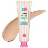 HOLIKA HOLIKA Sweet Cotton Pore Cover BB SPF30 PA++ #1 - Soft Beige - Krim Bb / Bb Cream