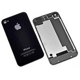 APPLE Back Casing iPhone 4 -  Black - Casing Handphone / Case
