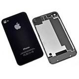 APPLE Back Casing iPhone 5 -  Black - Casing Handphone / Case