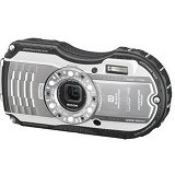 RICOH Digital Camera WG-4 - Silver - Camera Underwater
