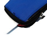 ANYLINX Dompet HP Masakini - Blue - Sarung Handphone / Pouch