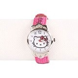 SANRIO Jam Tangan Hello Kitty - Dark Pink - Miniature Watch