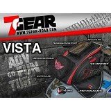 7GEAR Vista Tankbag [TBM0V0415] - Black - Tankbag / Tas Motor