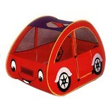TOKO MUSLIM JAKARTA Tenda Cars Model Mobil - Red - Tents, Tunnels and Playhuts