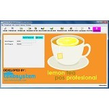 TEKOSYSTEM Lemon Tea POS Profesional - Software Accounting Licensing