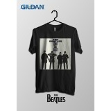 TOMOINC The Beatles Long Tall Sally Kaos Band Original Gildan Size S [BTL009] - Kaos Pria