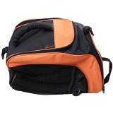 RADYSA Futsal Bag Organizer - Orange - Tas Sepatu / Shoes Bag