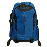 REAL POLO Backpack Xtra Large [6281] - Light Blue - Notebook Backpack