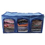 RADYSA Cloth Multifunction Organizer - Blue - Container