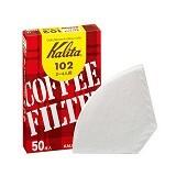 KALITA Paper Filter 102 (50 P) - Kertas Filter Kopi