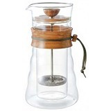 HARIO Coffee Press [DGC-40-OV] - Mesin Kopi Manual