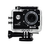 BRICA Action Camera SJ4000 - Black - Camcorder / Handycam Flash Memory