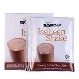 ISAGENIX Isalean Shake - Creamy Dutch Chocolate (Isi 10 Sachet) - Suplement Pelangsing Tubuh