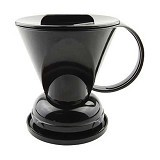 BUDGET CLEVER Coffee Dripper 18 oz - Black - Mesin Kopi Manual