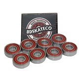 BDSKATECO Skate Rated - Basic - Papan Skateboard & Aksesoris