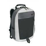 TARGUS Brick Backpack [TSB24402] - Black/Grey - Notebook Backpack