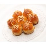 HONEY TO THE BEE Nastar Keju 500gr - Kue Nastar