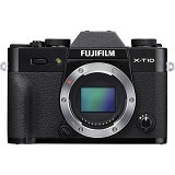 FUJIFILM Digital Camera X-T10 Body Only - Black - Camera Mirrorless