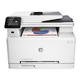 HP LaserJet Pro 200 Color MFP M277n [B3Q10A] - Printer Bisnis Multifunction Laser