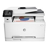 HP LaserJet Pro 200 Color MFP M277dw [B3Q11A] - Printer Bisnis Multifunction Laser