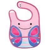 SKIP HOP Zoo Bib Butterfly - Celemek Bayi / Bib