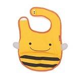 SKIP HOP Zoo Bib Bee - Celemek Bayi / Bib